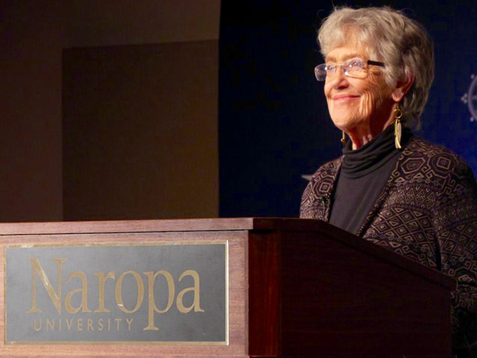 March 9th, Joanna Macy on Liberation Dharma in the Time of the Great Unraveling