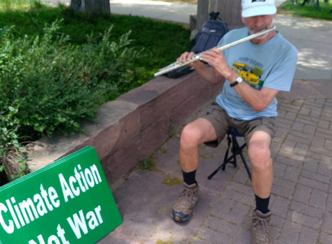 July 25th, Anti-War Demonstration