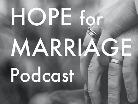 Hope For Marriage - Inaugural Broadcast