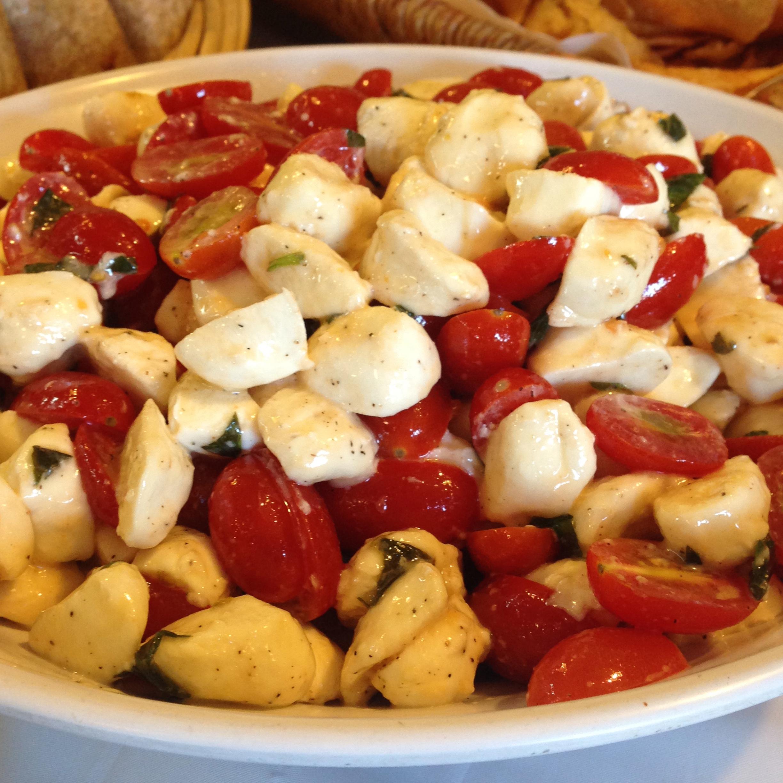 Bocconcini and Tomato Salad