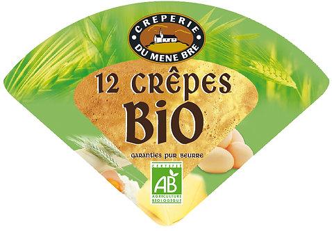 12 Crêpes BIO du Méné Bré