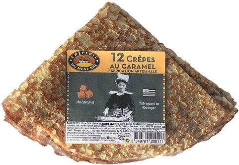 12 Crêpes au caramel Méné Bré