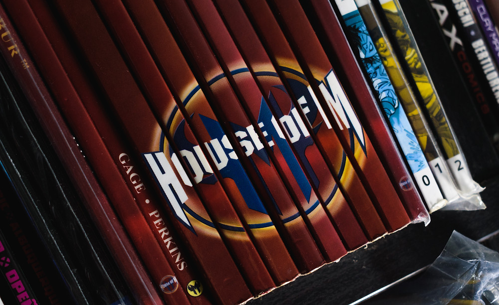 House of M Marvel Comics Graphic Novels