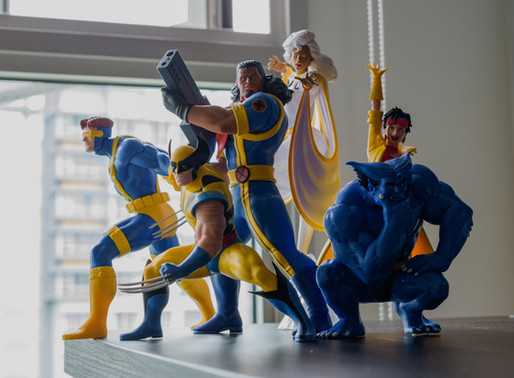 Kotobukiya X-men '92 Artfx+ Statues Review