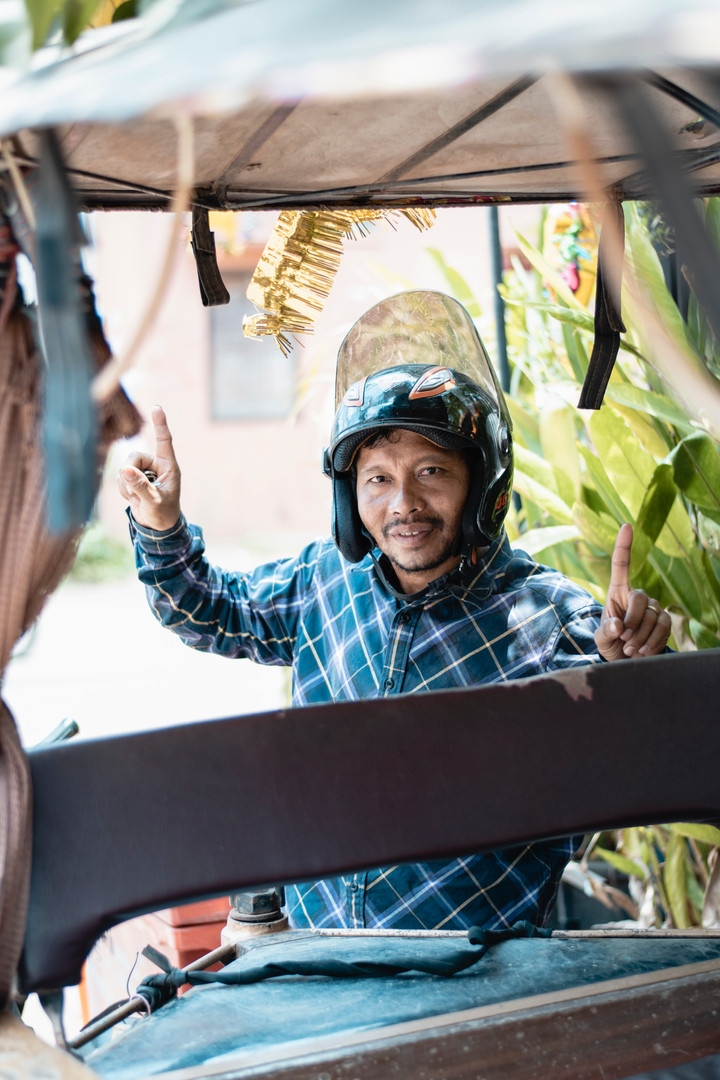 Cambodia Portrait Photography
