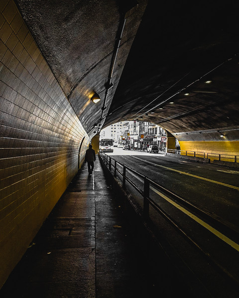 San Francisco Tunnel