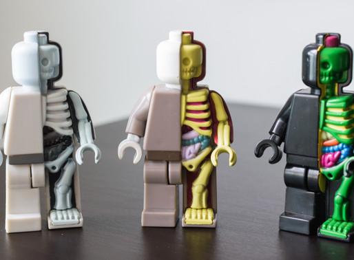 Micro Anatomic Jason Freeny x Mighty Jaxx Figurine Impressions