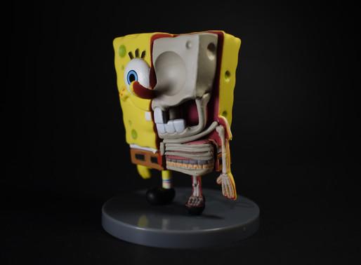 FYE Spongebob Minifigurines by Jason Freeny - Review