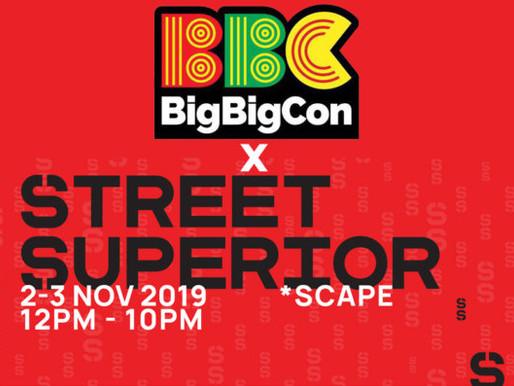 BigBigCon 2019 Singapore