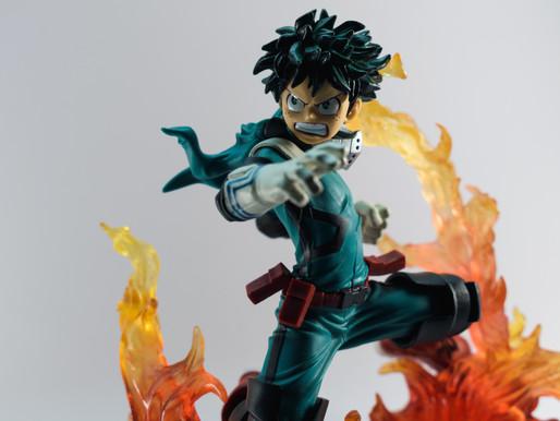 Banpresto's The Amazing Heroes Midoriya Izuku Review