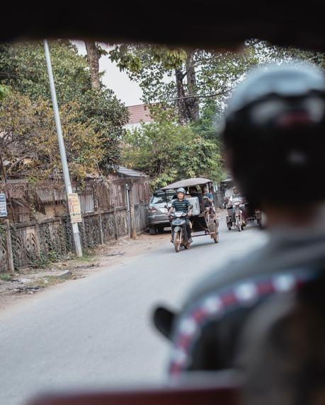 Cambodia Street Photography