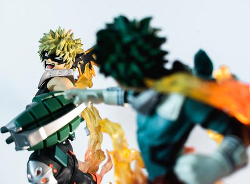 "Banpresto Bakugo Katsuki ""Amazing Heroes"" Review"