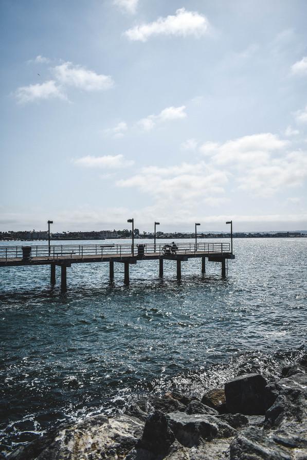 San Diego Pier