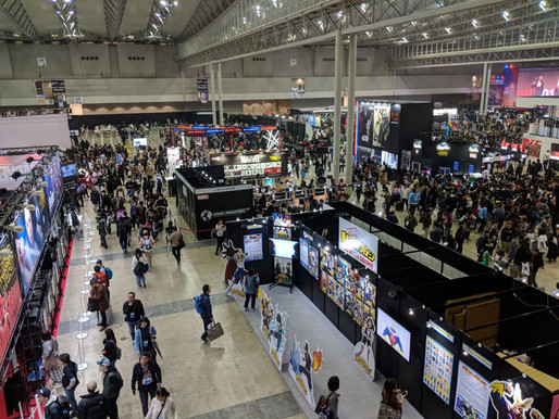 Is Tokyo Comic Con Worth The Visit?A 2019 Recap