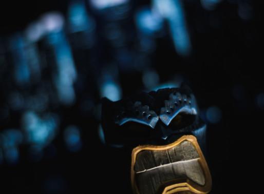 Teekeez Cryptozoic DC Heroes Batman Impressions