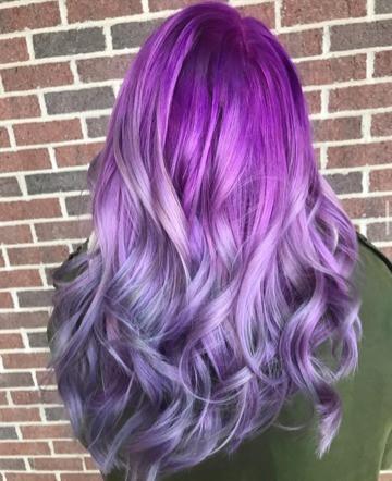 Purple Color Melt