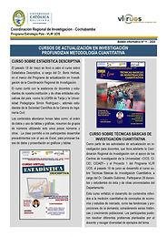 Boletín informativo 11 - 2020