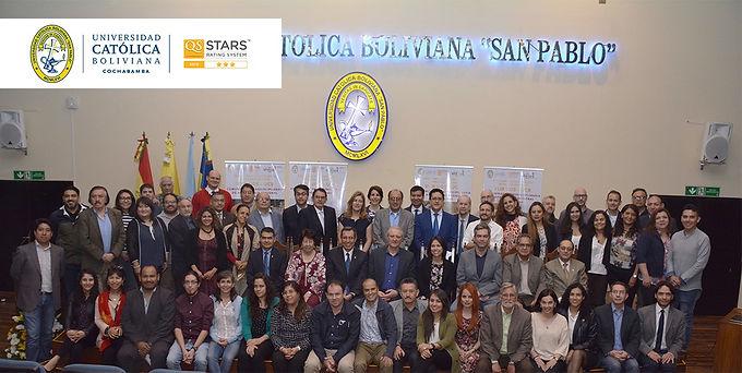Reunión anual de investigadores del programa UCB VLIR-UOS