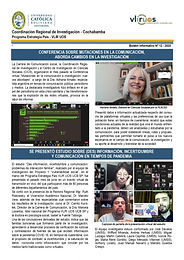 Boletín informativo 12 - 2020