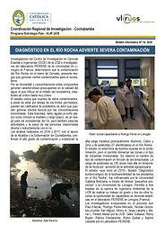 Boletín informativo 14 - 2020