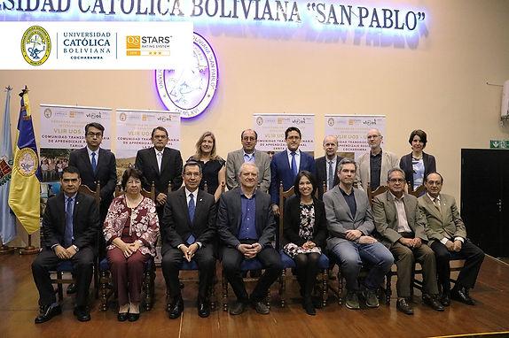 Reunión anual conjunta del programa UCB VLIR-UOS