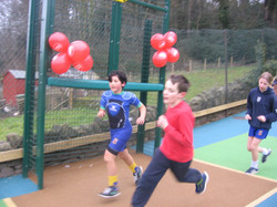 Sports relief mile