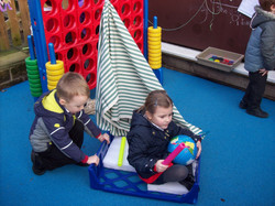 Infant Outdoor Learning