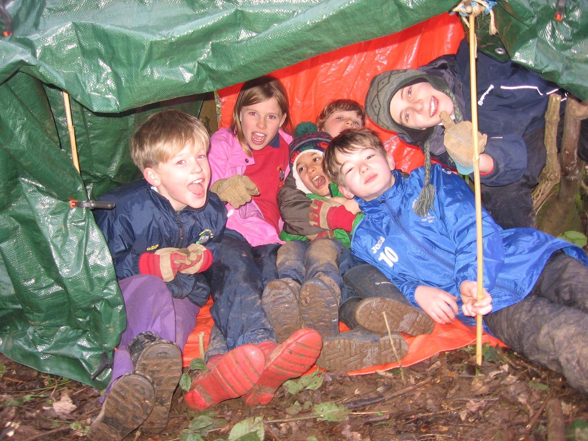 Junior Forest school