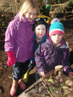 Infant Forest School