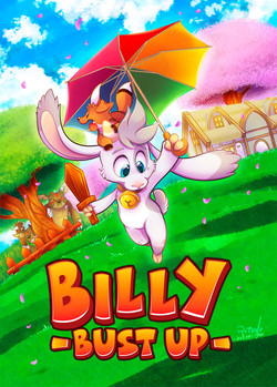 Billy Bust Up
