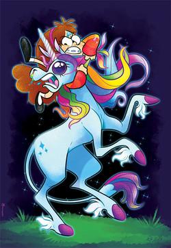 Gravity Falls Unicorn