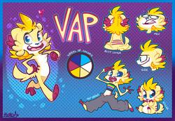 Vap's Character Sheet