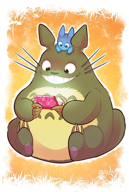 Totoro 3ds