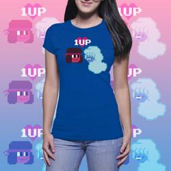 Ruby & Sapphire Love 1UP shirt