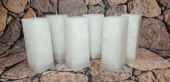 Svíce Bílá 7x7x16