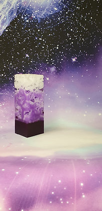 Ice Candle 11x11x30 cm