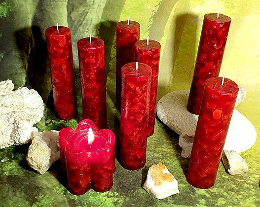 Svíce NATURE Živel Ohně 5x21