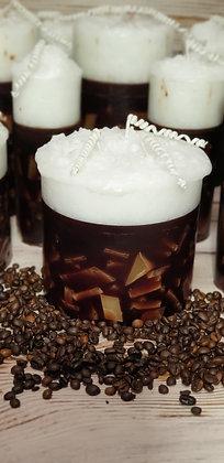 Svíce Cappuccino 13x11