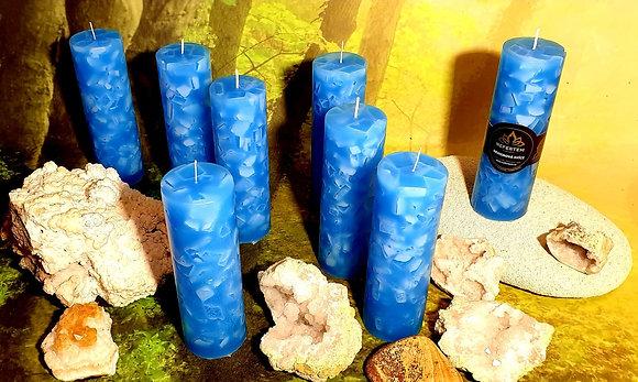 Svíce Blue Light 5x16