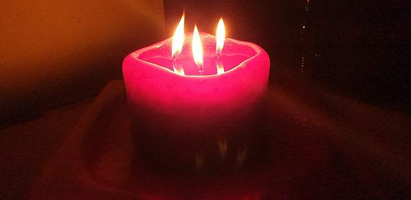 Svíce ROSA 16x12