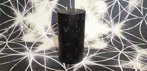 Svíce Černá 10x19