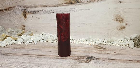 Svíce vínová 8x30