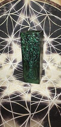 Váza 11x11x30 cm Stonelike