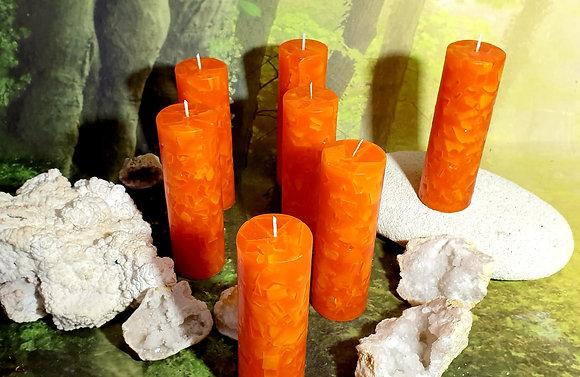 Svíce Červený pomeranč 5x16