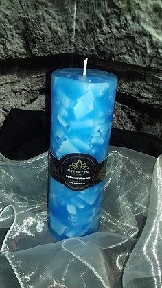 Svíce Blue Light 7x21