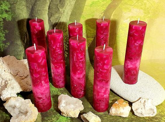 Svíce Rosa 5x21