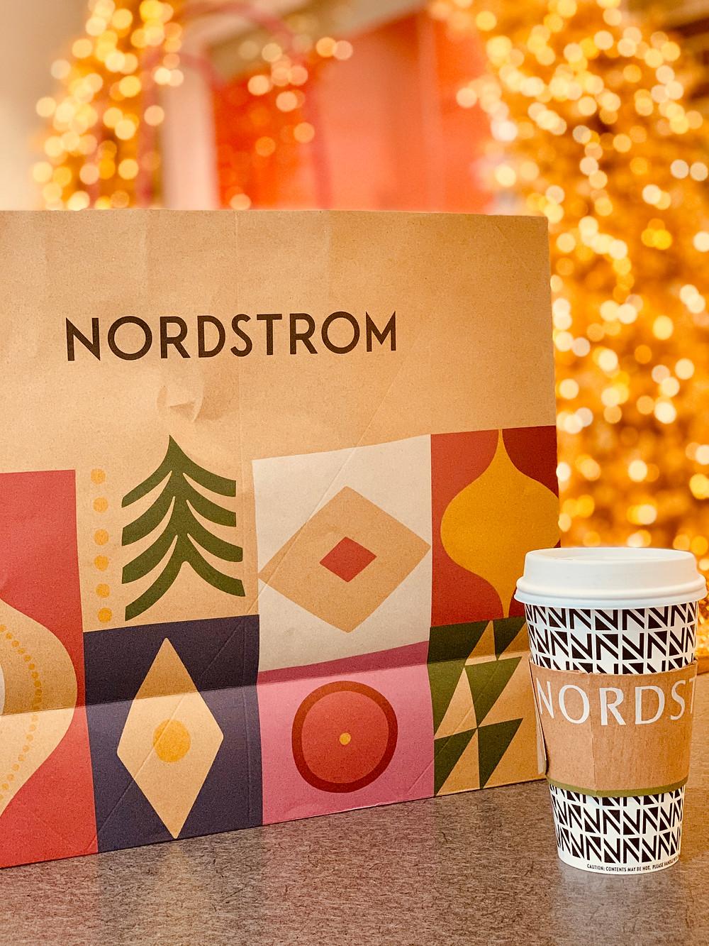 Nordstrom Cafe Lavender Chai Latte