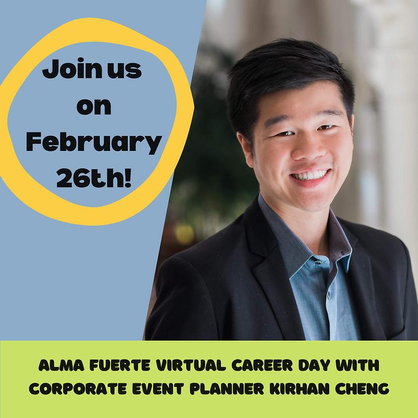 Virtual Career Day: Kirhan Cheng