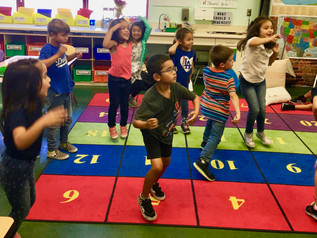 A Day in the Life of Our First Graders!