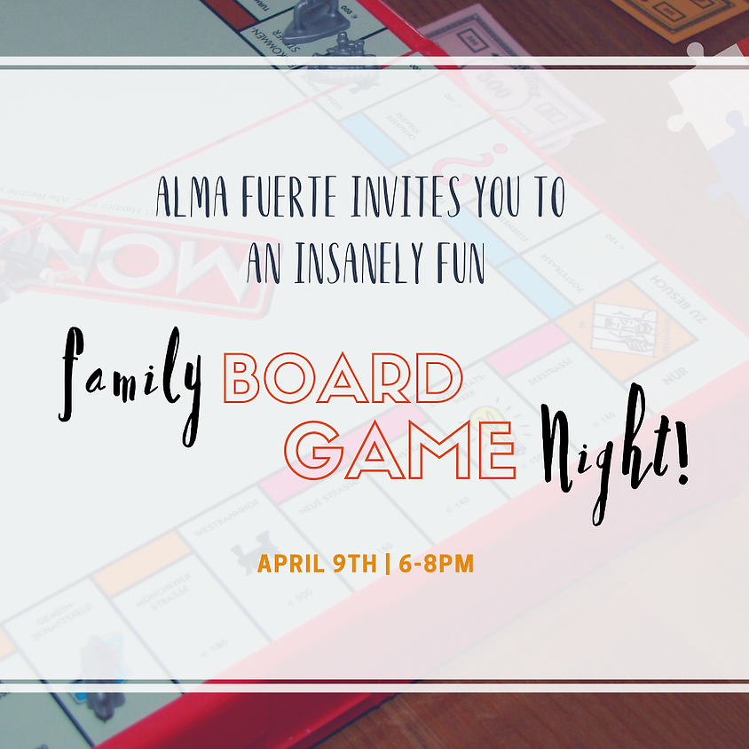 Insanely Fun Family Board Game Night!